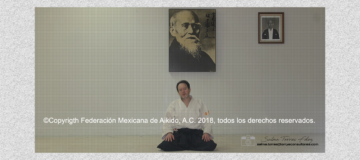 Michael Moreno Shihan 7° Dan Aikikai